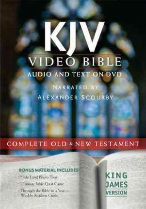 KJV VIDEO BIBLE: SCOURBY