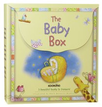 BABY BOX, THE:3 BOOKS