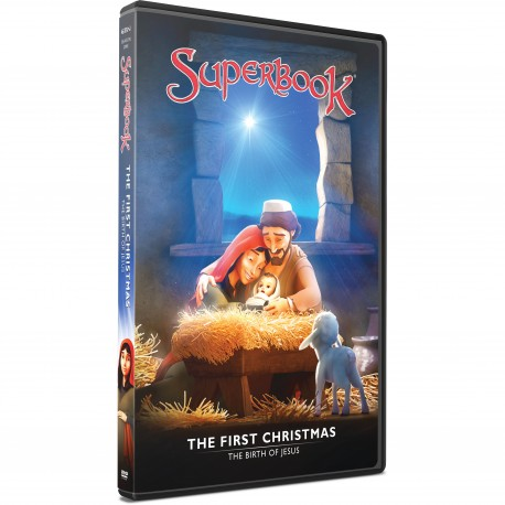 SUPERBOOK:FIRST CHRISTMAS