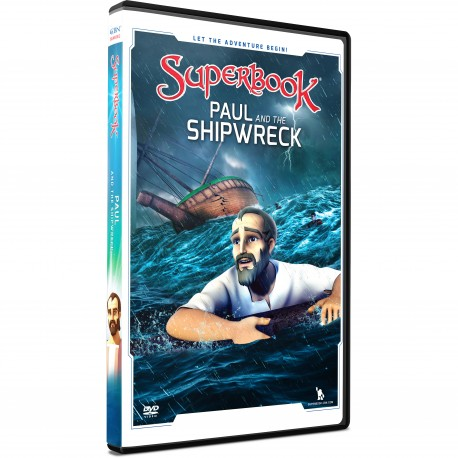 SUPERBOOK:PAUL AND THE SHIPWRECK