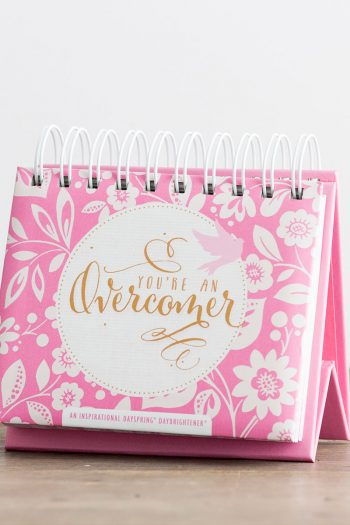 DAYBRIGHTENER:YOU'RE AN OVERCOMER
