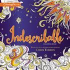 ADULT COLOURING BOOK:INDESCRIBABLE