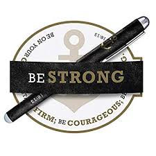 GIFT PEN AND NOTEPAD- BE STRONG
