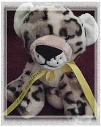 TOY LEOPARD