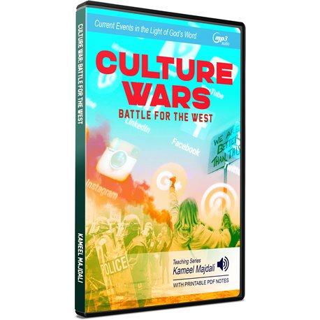 CULTURE WAR: BATTLE FOR THE WEST