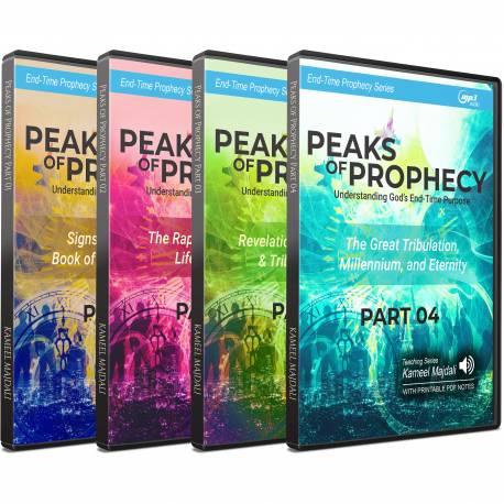 PEAKS OF PROPHECY SET OF 4
