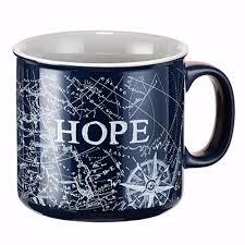 CERAMIC MUG: HOPE COMPASS