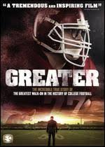 DVD GREATER