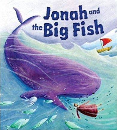 BIBLE STORIES: JONAH & THE BIG FISH