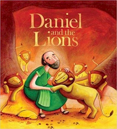BIBLE STORIES: DANIEL & THE LIONS