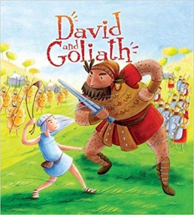 BIBLE STORIES: DAVID & GOLIATH