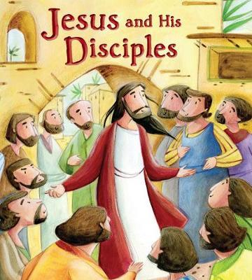 BIBLE STORIES: JESUS & THE DISCIPLES