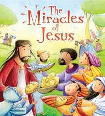 BIBLE STORIES: MIRACLES OF JESUS, THE