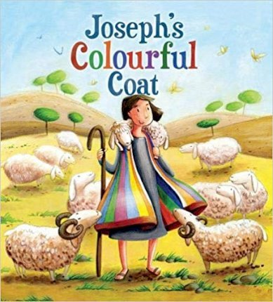 BIBLE STORIES: JOSEPH'S COLOURFUL COAT