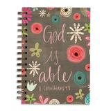 WIREBOUND JOURNAL: GOD IS ABLE