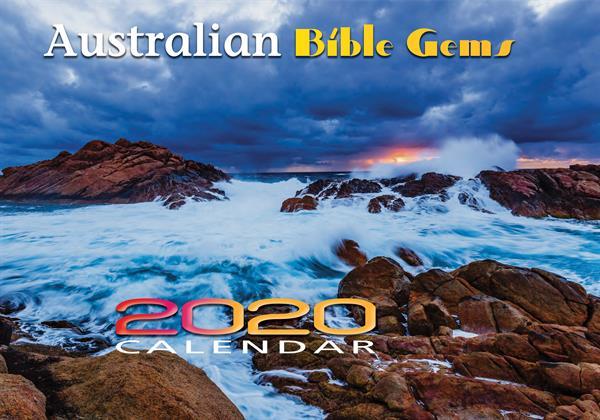 2020 CALENDAR:BIBLE GEMS