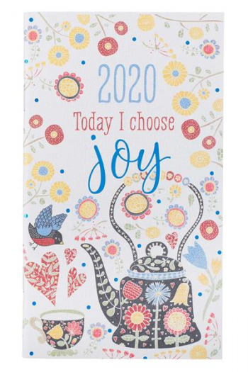 2020 PLANNER:TODAY I CHOOSE JOY