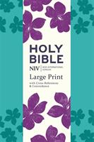 NIV L/P SINGLE COLUMN DELUXE BIBLE