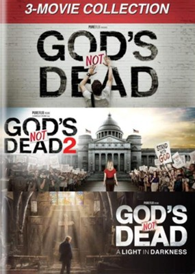 GOD'S NOT DEAD TRIPLE MOVIE COLLECTION