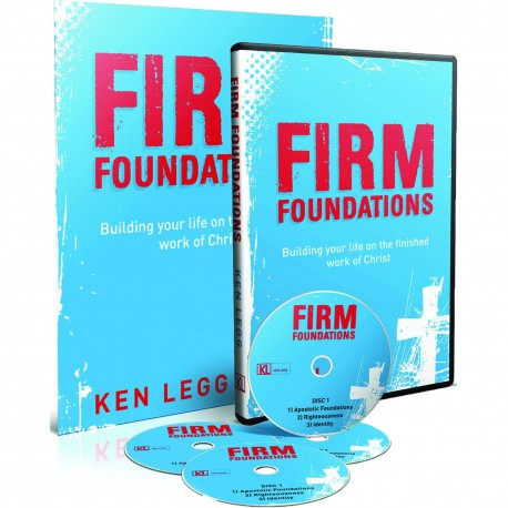 FIRM FOUNDATIONS BIBLE STUDY PACK