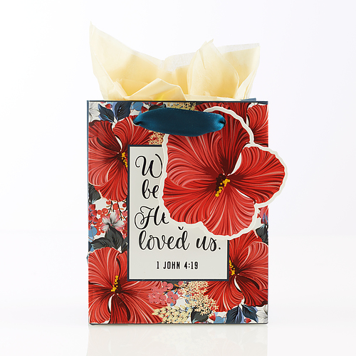 GIFT BAG EXTRA SMALL:WE LOVE