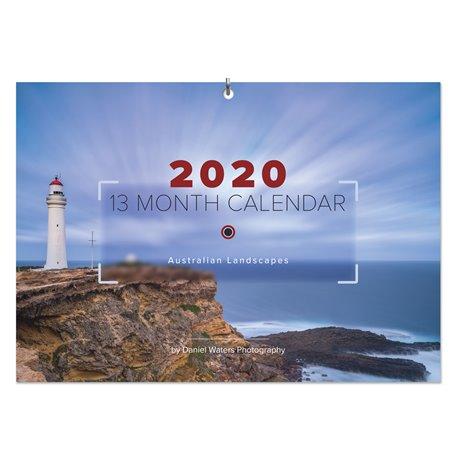 2020 CALENDAR: DANIEL WATERS