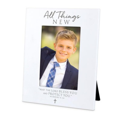 PHOTO FRAME:ALL THINGS NEW