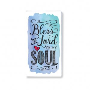 18 MONTH DAILY PLANNER:BLESS THE LORD
