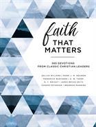FAITH THAT MATTERS:365 DEVOTIONS