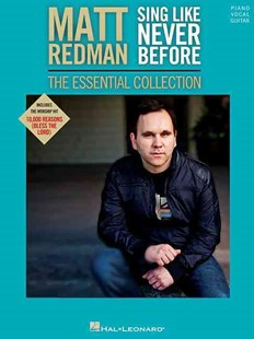 MATT REDMAN : SING LIKE NEVER BEFORE