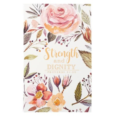 FLEXCOVER JOURNAL: STRENGTH & DIGNITY
