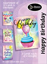 BOXED CARDS: HAPPY BIRTHDAY