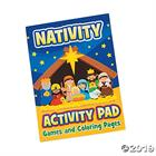 NATIVITY ACTIVITY BOOKS