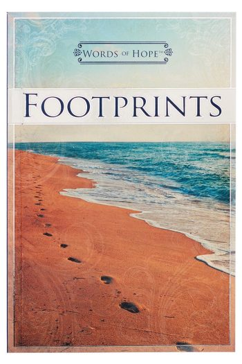 FOOTPRINTS WORDS OF HOPE