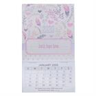 2020 MINI MAGNETIC CALENDAR: FAITH, HOPE