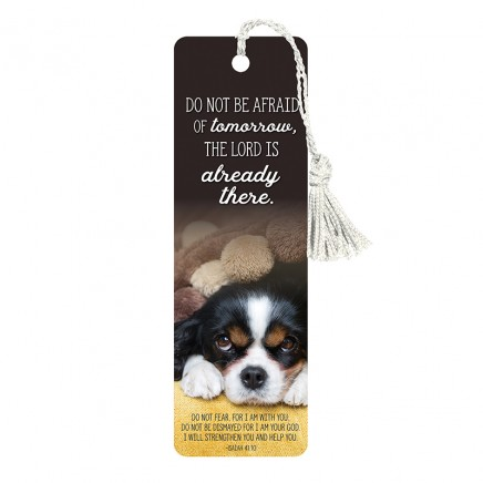 BOOKMARK WITH TASSEL: DO NOT BE AFRAID
