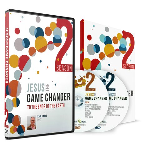 JESUS GAME CHANGER 2, STUDY PACK