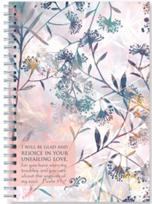 JOURNAL: I WILL BE GLAD AND REJOICE