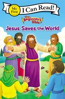 I CAN READ ! JESUS SAVES THE WORLD