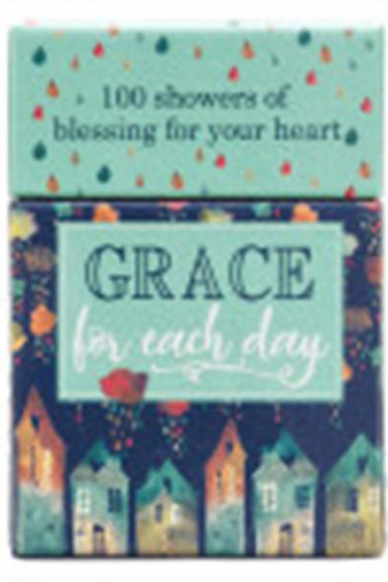 BOXES OF BLESSINGS:GRACE FOR EACH DAY
