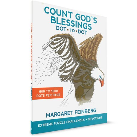 COUNT GOD'S BLESSINGS DOT-TO-DOT