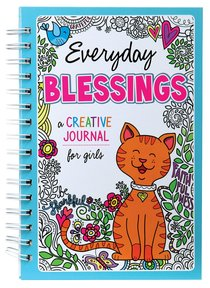 EVERYDAY BLESSINGS: A CREATIVE JOURNAL
