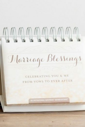 DAY BRIGHTENER:MARRIAGE BLESSINGS