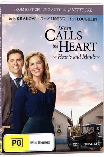 WHEN CALLS THE HEART#25: HEARTS &MINDS