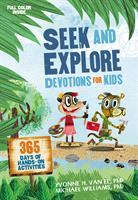 SEEK & EXPLORE DEVOTIONS FOR KIDS