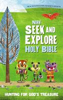 NIRV SEEK & EXPLORE BIBLE