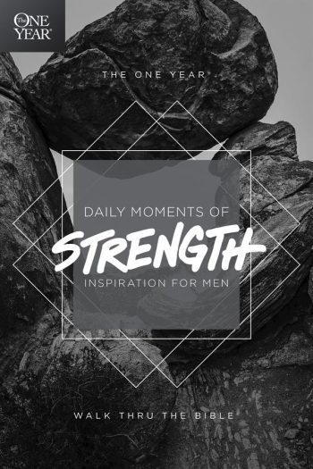 ONE YEAR: DAILY MOMENTS OF STRENGTH