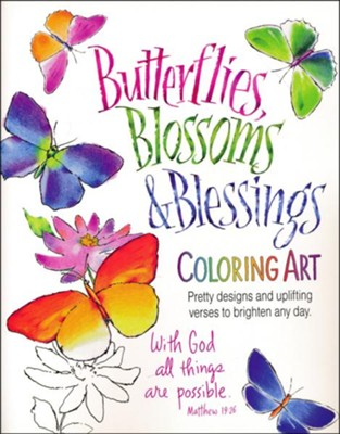 ACB: BUTTERFLIES, BLOSSOMS & BLESSINGS