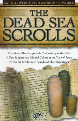 PAMPHLET: DEAD SEA SCROLLS