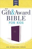NIV GIFT & AWARD BIBLE FOR KIDS PURPLE